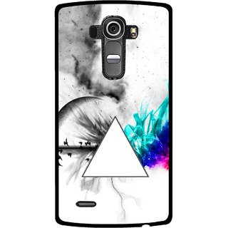Snooky Printed Math Art Mobile Back Cover For Lg G4 - Multi