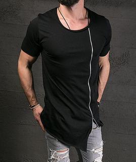 Fabrange Men's Nightlifer Pure Cotton Tshirt