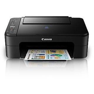 Canon TS 3170S InkJet Printer (Black)