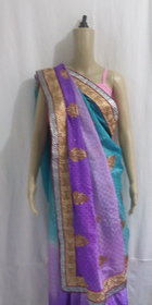 Shri Riddhi Siddhi Collection Silk Saree