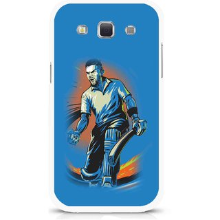 Snooky Printed I M Best Mobile Back Cover For Samsung Galaxy 8552 - Multicolour
