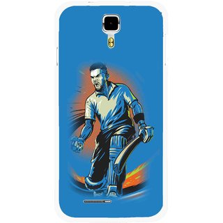 Snooky Printed I M Best Mobile Back Cover For Micromax Canvas Juice A177 - Multicolour