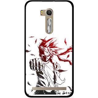 Snooky Printed Marshalat Mobile Back Cover For Asus Zenfone Go ZB551KL - Multi