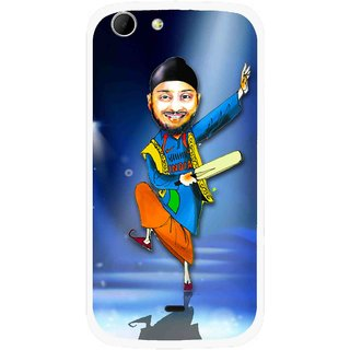 Snooky Printed Balle balle Mobile Back Cover For Micromax Canvas 4 A210 - Multicolour
