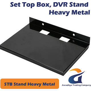 Set Top Box Stand DVD Player Stand Wall Mount Fixed Type