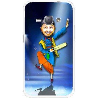 Snooky Printed Balle balle Mobile Back Cover For Samsung Galaxy J1 - Multicolour