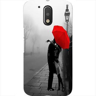 Printgasm Motorola Moto G4 Play printed back hard cover/case,  Matte finish, premium 3D printed, designer case
