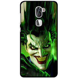 Snooky Printed Horror Wilian Mobile Back Cover For Coolpad Cool 1 - Multi