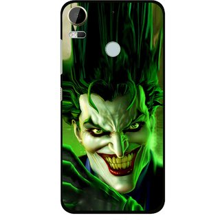 Snooky Printed Horror Wilian Mobile Back Cover For HTC Desire 10 Pro - Multi