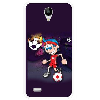 Snooky Printed My Game Mobile Back Cover For Vivo Y22 - Puple