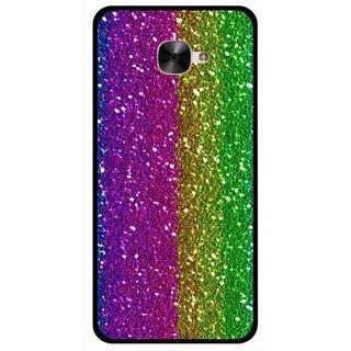 Snooky Printed Sparkle Mobile Back Cover For Letv Le 2 - Multicolour