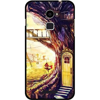 Snooky Printed Dream Home Mobile Back Cover For Coolpad Note 3 Lite - Multi