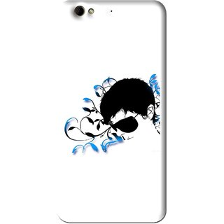 Snooky Printed Stylo Man Mobile Back Cover For Gionee Elife S6 - Multi