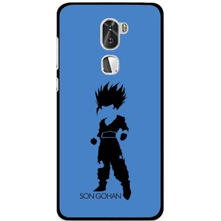 Snooky Printed Son Gohan Mobile Back Cover For Coolpad Cool 1 - Multi
