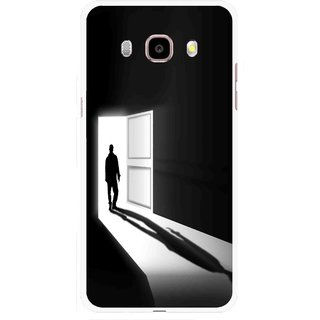 Snooky Printed Night Out Mobile Back Cover For Samsung Galaxy J5 (2017) - Multicolour