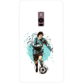 Snooky Printed Have To Win Mobile Back Cover For OnePlus 2 - White