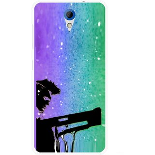 Snooky Printed Sparkling Boy Mobile Back Cover For HTC Desire 620 - Multicolour