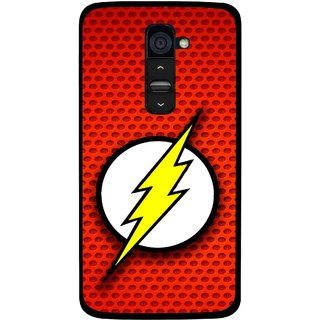 Snooky Printed Dont Touch Mobile Back Cover For Lg G2 - Multi