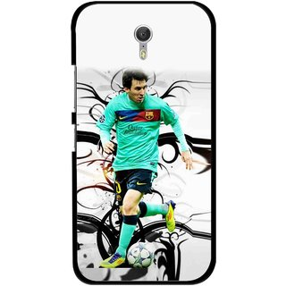 Snooky Printed Football Champion Mobile Back Cover For Lenovo Zuk Z1 - Multicolour