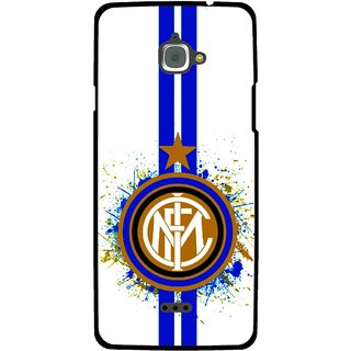 Snooky Printed Sports Lovers Mobile Back Cover For Infocus M350 - Multi