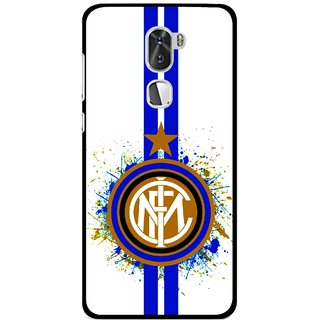 Snooky Printed Sports Lovers Mobile Back Cover For Coolpad Cool 1 - Multi