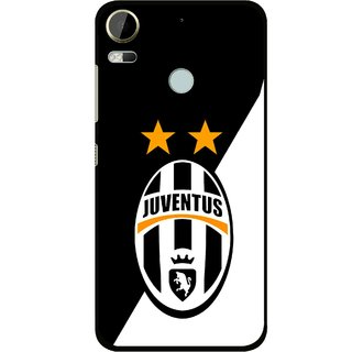 Snooky Printed Football Club Mobile Back Cover For HTC Desire 10 Pro - Multi