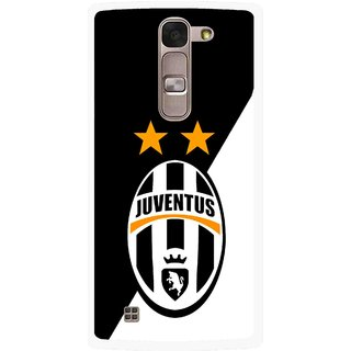Snooky Printed Football Club Mobile Back Cover For Lg Magna - Multi