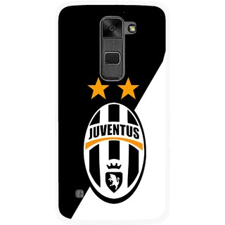 Snooky Printed Football Club Mobile Back Cover For Lg Stylus 2 - Multi