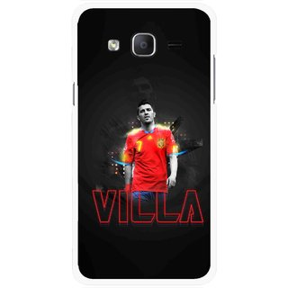 Snooky Printed Sports Villa Mobile Back Cover For Samsung Galaxy On7 - Multicolour