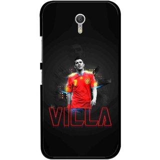 Snooky Printed Sports Villa Mobile Back Cover For Lenovo Zuk Z1 - Multicolour
