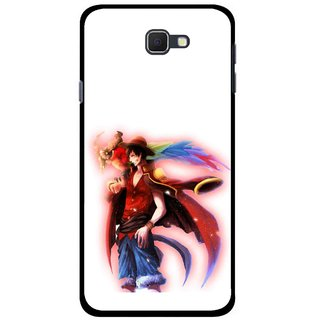 Snooky Printed Free Mind Mobile Back Cover For Samsung Galaxy J5 Prime - Multicolour