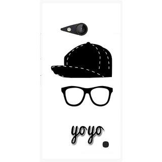 Snooky Printed Yo Yo Mobile Back Cover For Nokia Lumia 730 - Multicolour