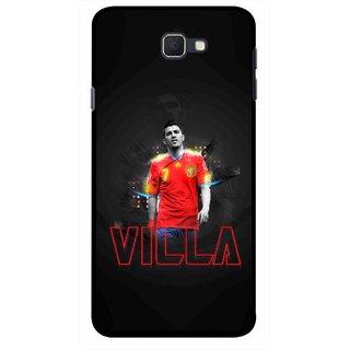 Snooky Printed Sports Villa Mobile Back Cover For Samsung Galaxy J5 Prime - Multicolour