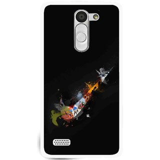 Snooky Printed All is Right Mobile Back Cover For Lg L Fino - Multi