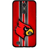 Snooky Printed Red Eagle Mobile Back Cover For LG K10 2017 - Multi