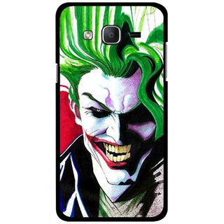 Snooky Printed Joker Mobile Back Cover For Samsung Galaxy On5 - Multi