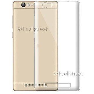 outlet store bc0d8 1d0c6 ecellstree-transparent-soft-back-case-cover-for-itel-powerpro-p41-127276770