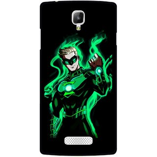 Snooky Printed Come On Mobile Back Cover For Oppo Neo 3 R831k - Multicolour