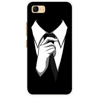 Snooky Printed White Collar Mobile Back Cover For Asus Zenfone 3s Max ZC521TL - Multi