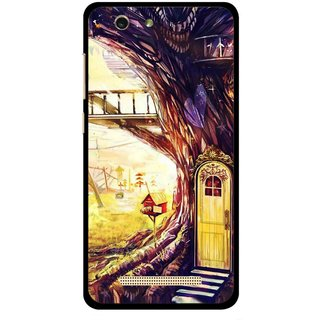 Snooky Printed Dream Home Mobile Back Cover For Gionee F103 pro - Multi