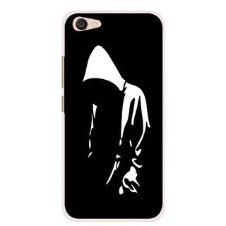 Snooky Printed Thinking Man Mobile Back Cover For Vivo V5 Plus - Multi