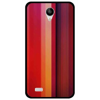 Snooky Printed Colorfull Stripes Mobile Back Cover For Vivo Y22 - Multicolour