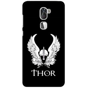 Snooky Printed The Thor Mobile Back Cover For Coolpad Cool 1 - Multi