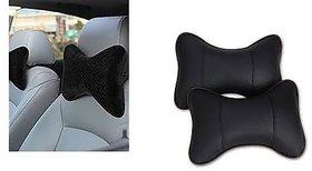 Car Neck Rest Pillow (Assorted Colors)