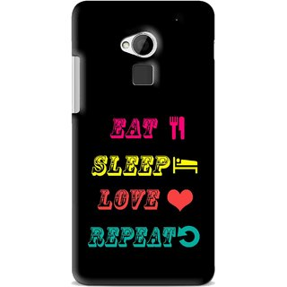 Snooky Printed LifeStyle Mobile Back Cover For HTC One Max - Multi