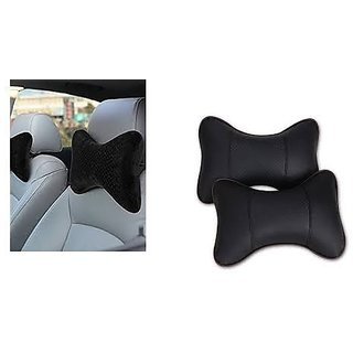 Car Neck Rest Pillow (Assorted Colors)