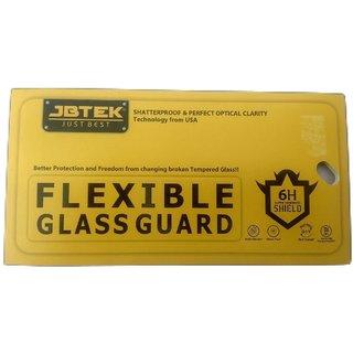 JBTEK Motorola Moto E4 Plus Flexible Tempered Glass