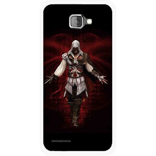 Snooky Printed thor Mobile Back Cover For Micromax Canvas Mad A94 - Multicolour