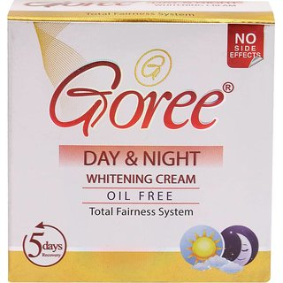 GOREE DAY N NIGHT BEAUTY CREAM (PACK OF 3 Pcs)