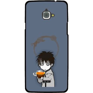 Snooky Printed Need Rest Mobile Back Cover For Infocus M350 - Multi